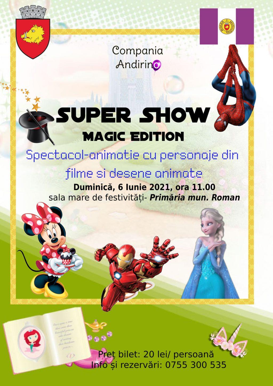 Andirino Super Show