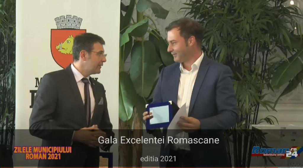 Gala excelentei romascane, editia 2021