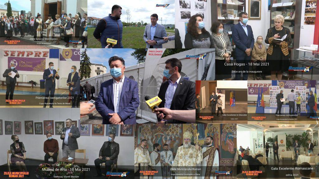 zilele municipiului roman editia 2021