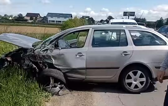 accident horia