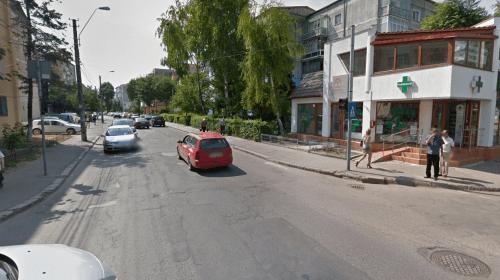 Bărbat accidentat pe trecerea pentru pietoni din Roman