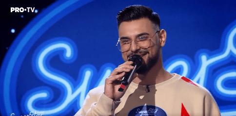 (Video) Cosmin Ghercă, un romașcan la SuperStar România